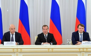 Medvedev Says Foreign Investors not Losing Interest in Russia Despite Sanctions