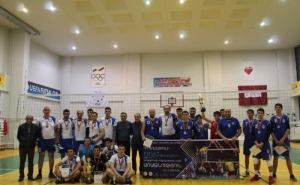 Artsakh Crowned Volleyball Champion