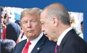 Trump Offers Trade Deal, Sanctions Workaround to Erdogan