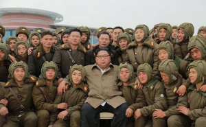 Kim Jong Un Supervises Another N. Korean Military Drill
