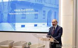 Our Government Implements an Open-Door Policy Towards Foreign Investments: Armenia's PM
