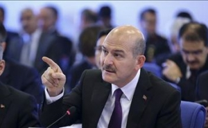 Turkish Interior Minister: You Can't Compare Me to Hitler