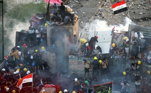 More than 40 Iraqi Protesters Dead in 24 Hours in Bloody Crackdown