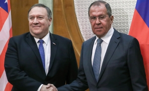 Russian Foreign Minister to Meet with Pompeo in DC Next Week