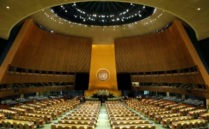 Armenia Votes Against Anti-Russian Resolution at UN