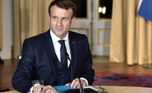 Next Normandy Summit to be Held in Four Months, Macron Says