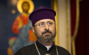 Bishop Sahak Mashalian Elected 85th Armenian Patriarch of Constantinople