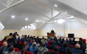 Artsakh Republic President Convened a Working Consultation in Martakert Region