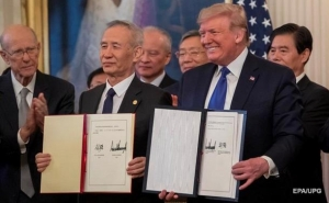 USA and China Sign First Phase of US-China Trade Deal