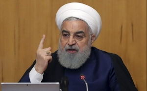 Iran's Nuclear Enrichment at Higher Level than before 2015 Deal: Rouhani