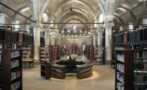 Armenian Church in Turkey Becomes Library