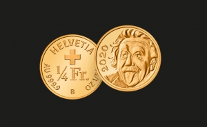 Switzerland Mints World's Smallest Gold Coin