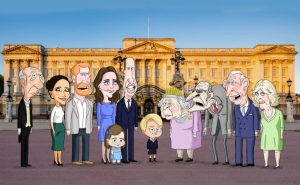 HBO Max Orders Animated British Royal Family Satire Series 'The Prince'