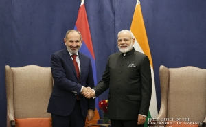 Pashinyan: Armenia highly values its traditionally warm relationship with India