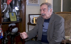 Turkey's First Professional Boxer Garbis Zakaryan Dies at 90