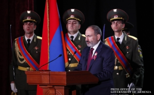 Our Homeland is the Territory Behind our Soldier who Stands on the Border: PM Pashinyan