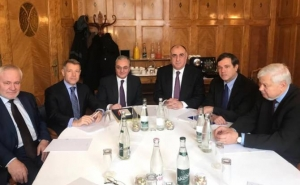 Meeting of Armenian, Azerbaijani FMs Kicks off in Geneva
