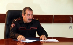 Chief of Military Police Dismissed