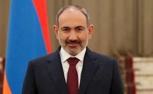 Nikol Pashinyan Congratulates Estonia's Prime Minister on Independence Day