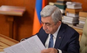 April 2016 Parliament Inquiry Committee Has Provided Vague Answers: Office of Armenia's 3rd President