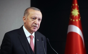 Erdogan Calls Armenian Lobby ''Evil Power'', against which Turkey Will Continue Its Fight