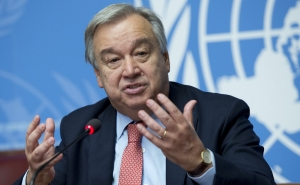 Stand in Solidarity to Preserve Africa's Hard-Won Progress, Urges UN Chief