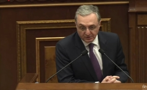 We Have Said Very Clearly – We will not Tolerate Any Threat or Use of Force: FM Mnatsakanyan