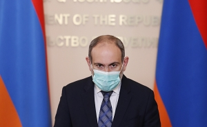 Armenia to Reach Italy's Figures if Tempo of Spread of Coronavirus Remains Unchanged: Armenia's PM