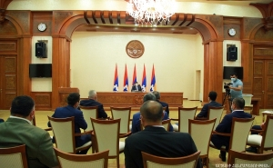 The President of Artsakh Republic will Submit for the Consideration of the Parliament the Candidacy of Mher Aghajanyan to the Post of Prosecutor General
