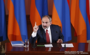 Armenian PM Reacts to Use of Force by Police Against Man for Not Wearing Face Mask