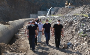 Construction of a New Highway Connecting Artsakh to Mother Armenia will Commence