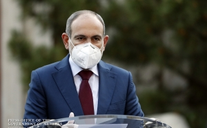 PM Pashinyan Explains the Decline of Recoveries from Coronavirus