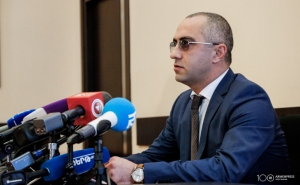 Eduard Hovhannisyan Appointed Chairman of State Revenue Committee