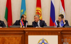 Ararat Mirzoyan Held Telephone Conversation with Chairman of Russian State Duma