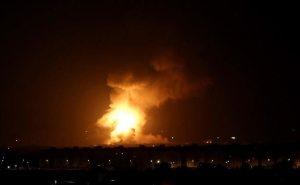 Israel Strikes Gaza Targets After Rocket Fire
