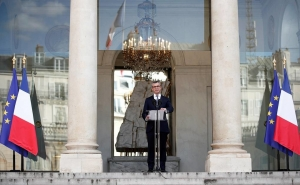 The Élysée Palace Announced the Makeup of the New Government