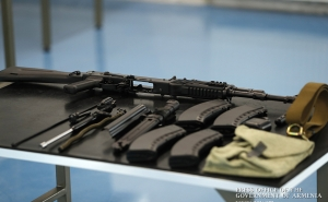 Kalashnikov Factory in Armenia to Produce 50,000 Rifles Annually
