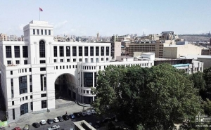 Armenia's MFA Strongly Condemns Turkey's Attempts to Instigate Instability in Our Region