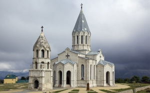 Artsakh's Guardian Angel - St. Savior Ghazanchetsots Cathedral (Virtual Tour)