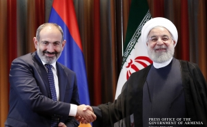 I Am Hopeful That In The Light Of Friendly Relations We Will Witness A Bright Future For Our Two Nations - Hassan Rouhani To Nikol Pashinyan