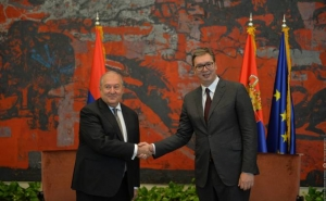 Serbian President Congratulates Armenian Counterpart on Independence Day