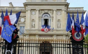 France Calls for Immediate End to Military Operations around Artsakh