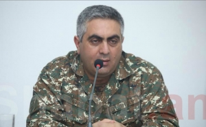 200 Azeri Troops Killed in Karabakh Clashes: Artsrun Hovhannisyan