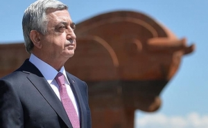 As Former President of Armenia and Your Friend: Serzh Sargsyan Appeals to EPP Chief Donald Tusk