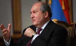 Ankara's Actions in the Caucasus Could Also Pose a Threat to the EU, Armenia's President Armen Sarkissian Told Politico