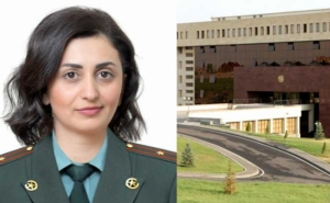 The Enemy Retreats in the Southern Direction, Khudaferin Reservoir, Suffering Heavy Losses: Shushan Stepanyan