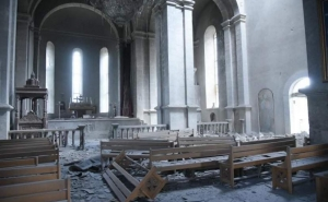 ArtsakhOmbudsman Released Ad-hoc Report on the Azerbaijani Attacks on the Shushi Ghazanchetsots Cathedral