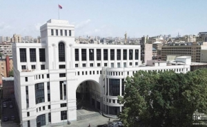 Statement of the Foreign Ministry of Armenia on the shelling of Artsakh's Capital Stepanakert and City of Shushi by Azerbaijan