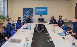 WHO Facilitates Deployment of UK Medical Team to Support Armenia Healthcare System's Coronavirus Response