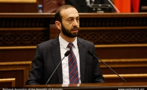 Ararat Mirzoyan Back to Work